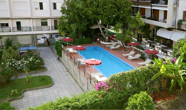 Hotel 3 Stelle - dormire a Sanremo per le vacanze in Liguria SANREMO ...