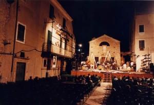 Festival Teatrale Borgio Verezzi 2012