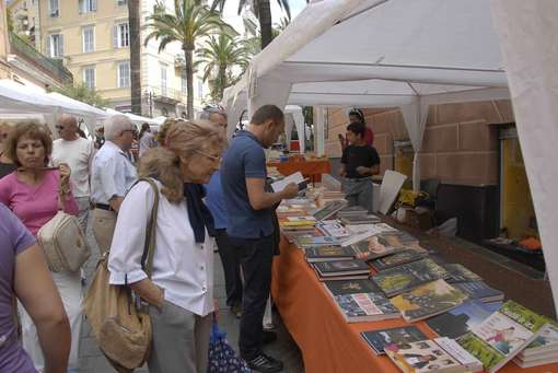 Buchmesse in Imperia 2012
