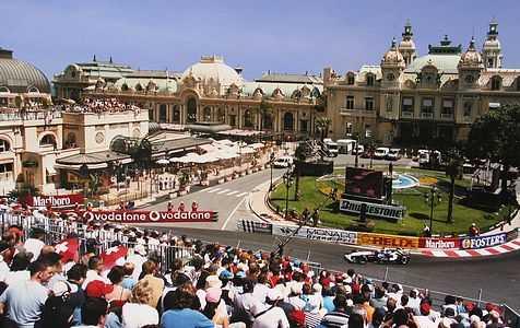 Scegli la tua offerta per seguire il GP di Monaco 2019