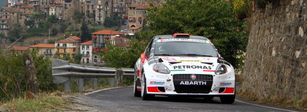 54esimo Rally Sanremo 2012