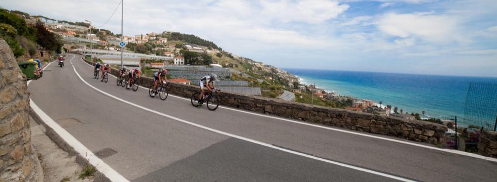 Grande ciclismo a Sanremo