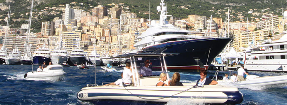 25° Monaco Yacht Show