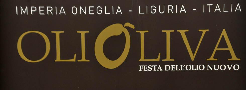 Olioliva 2016, Imperia capitale dell'olio d'oliva